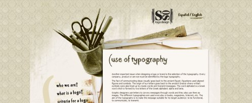 Typography in Logo Design