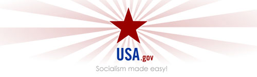 USA.gov redesign mockup by Andy Rutledge